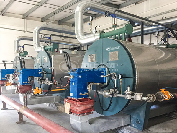 ZOZEN thermal oil heaters are operating at CP Food