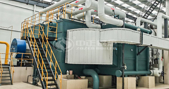 ZOZEN environmental boilers provide alternative solutions for coal-fired boilers