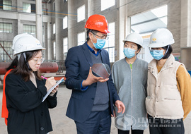 New Staffs Training in the Plant of ZOZEN Boiler