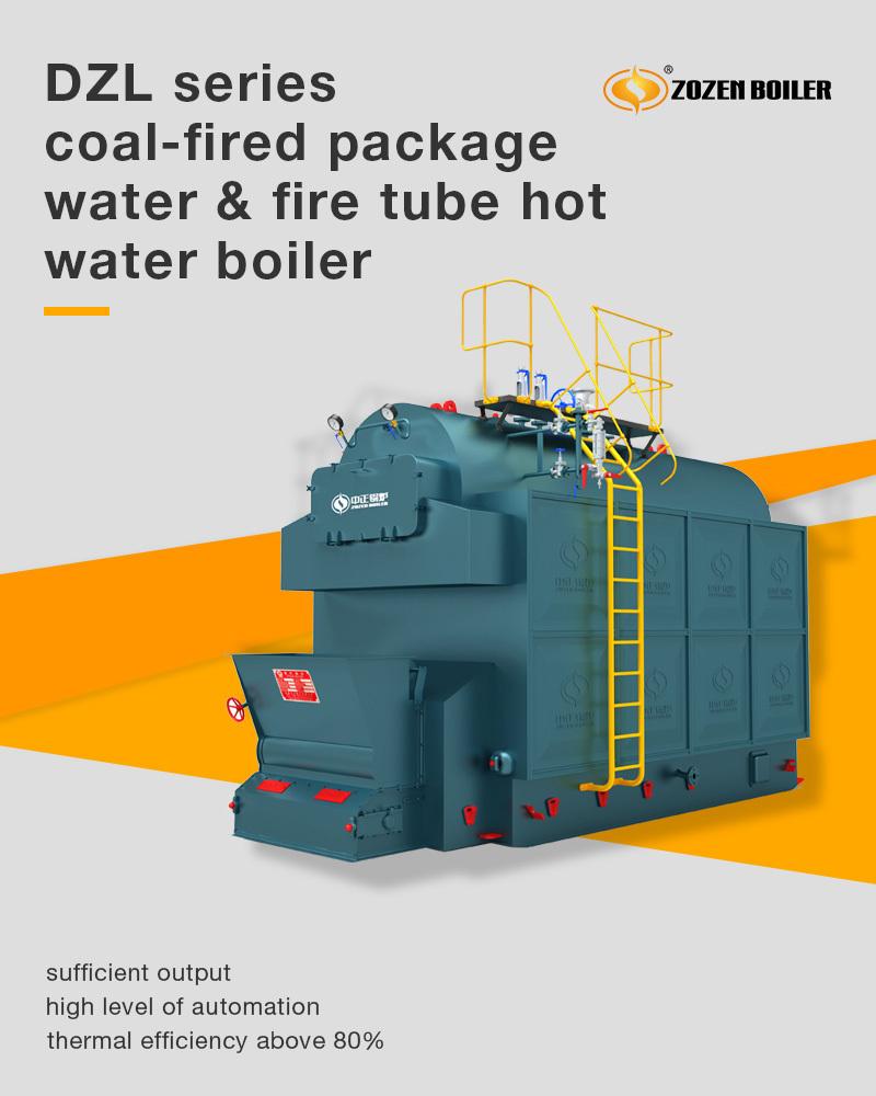 DZL series coal-fired hot water boiler - Coal-fired boilers - Zozen ...