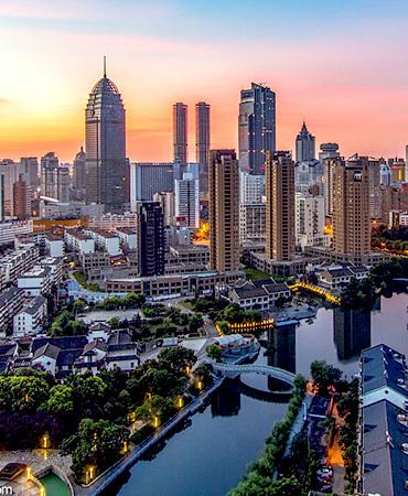 About Wuxi, China