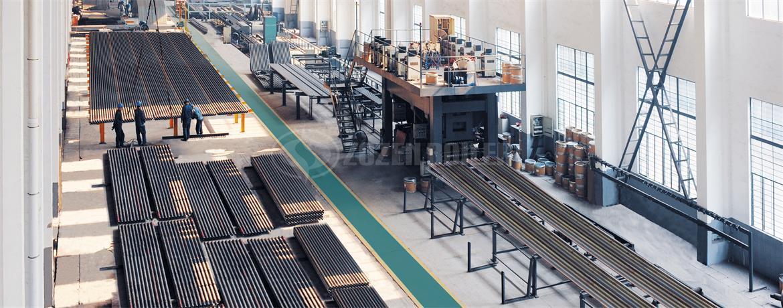 ZOZEN manufacture site 6