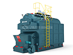 1st coal-fired boiler of ZOZEN was made in 1989.