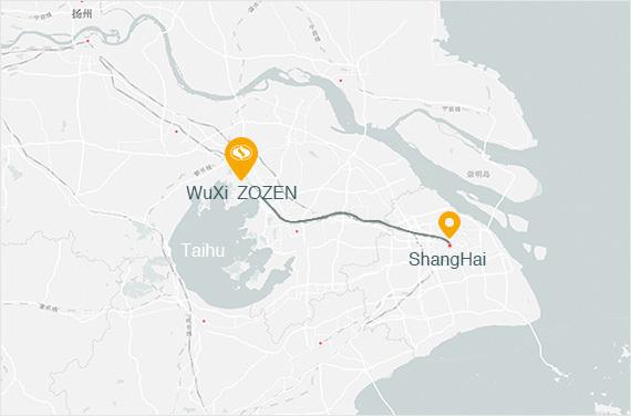 wuxi-map