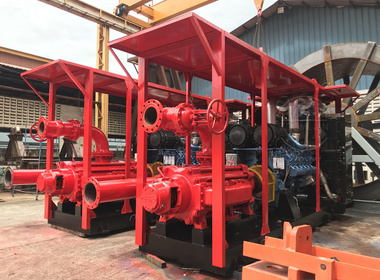 Zoomlian Pump Accomplished The Immensely Difficult Seabed Pipeline Project In Indonesia Only Within 26 Days