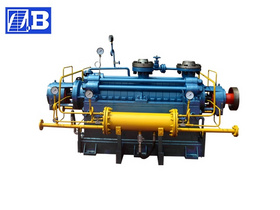 Multistage Boiler Feed Pump & Cooling Unit (Self-balance)