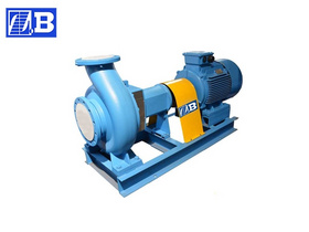 Single Stage Chemical Pump