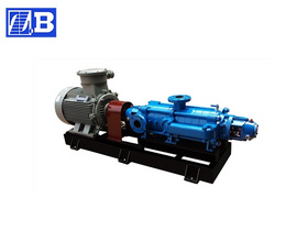 Horizontal Multistage Stainless Steel Pump (Self-balance)