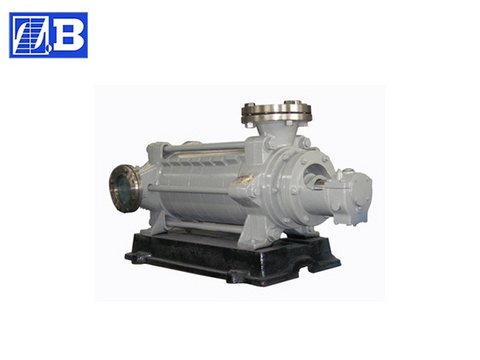 Multistage Oil Pump