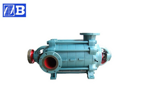 Multistage Centrifugal Pump (Balance Disc)