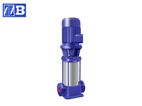 Vertical Multistage Inline Pump