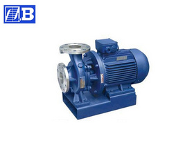 Horizontal Inline Chemical Pump