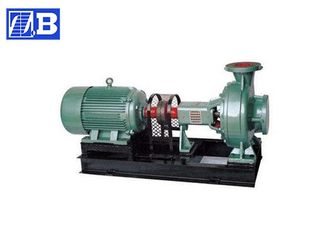 Single Stage End Suction Hot Water Pump