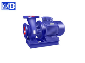 Horizontal Inline Centrifugal Pump