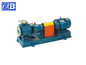 Single Stage End Suction Oil Pump