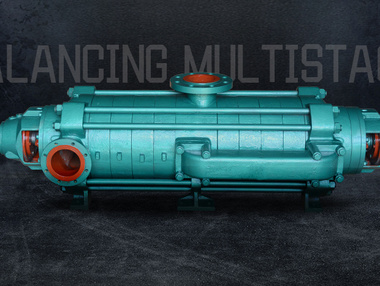 Self-balancing Multistage Centrifugal Pump VS Balancing Disc Multistage Centrifugal Pump
