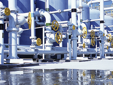 High Pressure Pump Application Topic: Reverse Osmosis Seawater Desalination System