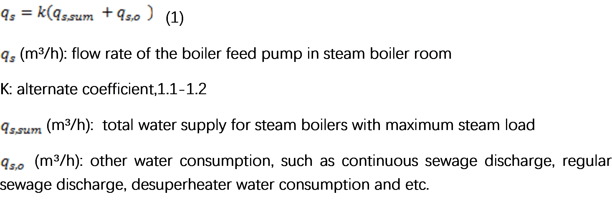 Boiler Feed Pump Selection and Calculation - ZB Pump