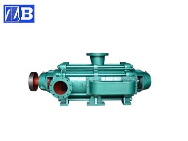 Horizontal Multistage Mine Pump (Self-balance)