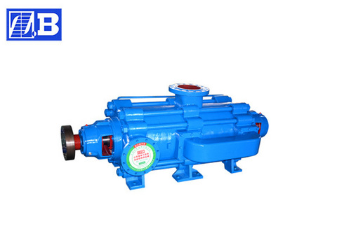 Horizontal Multistage Oil Pump (Self-balance)