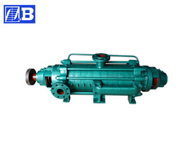 Horizontal Multistage Seawater Pump(Self-balance)