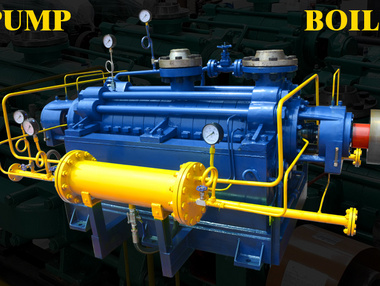Boiler Feed Pump Selection and Calculation