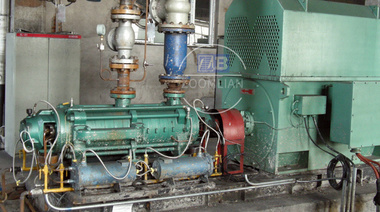 Heating Program Of Power Plant In Tajikistan