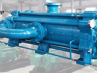 Multistage Pump: Mine Drainage System