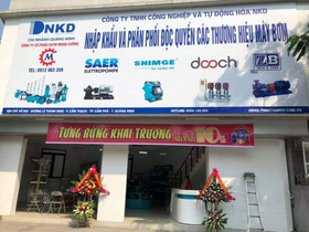 A New Dealer Born: Zoomlian Pump Hand in Hand with NKD in Vietnam Market