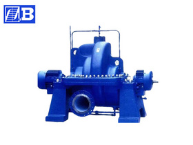 Two Stage Split Case Pump