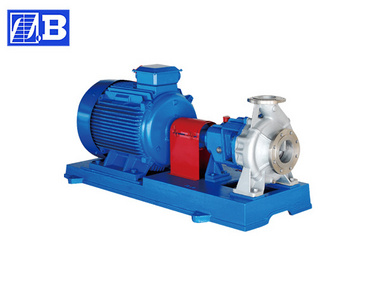 End Suction Chemical Pump