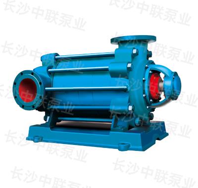 紫金礦業MD型礦用耐磨多級離心泵