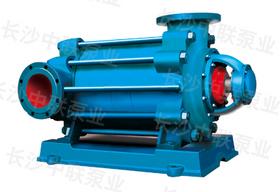 紫金矿业MD型矿用耐磨多级离心泵