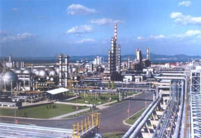 西太平洋石油化工有限公司YG型立式離心油泵