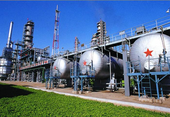 西安石油化工總廠DY型多級離心油泵