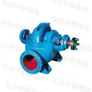 SM型单级双吸中开泵