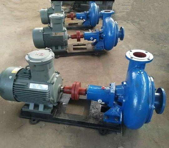 PW型卧式污水排污泵