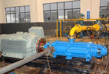 马鞍坪公司生活水引用工程项目DP型自平衡多级离心泵