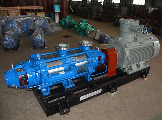 DF(P)型耐腐蝕自平衡多級泵