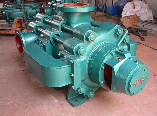 MD(P)型矿用耐磨自平衡多级泵