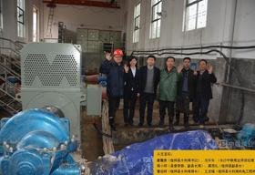 情動桂陽,S型臥式雙吸泵解決桂陽城25萬人用水問題