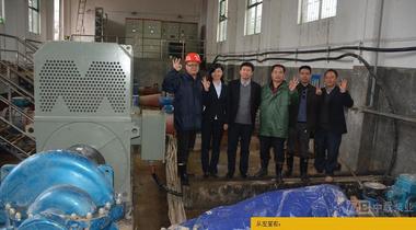 中联泵业 情动桂阳-解决桂阳城25万人用水