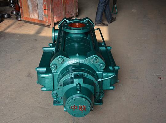DP型自平衡多级泵