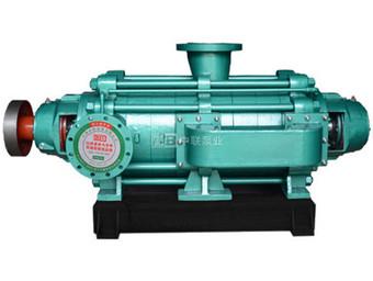 MD(P)型矿用耐磨自均衡多级泵