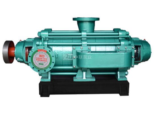 MDP型礦用耐磨自平衡多級泵