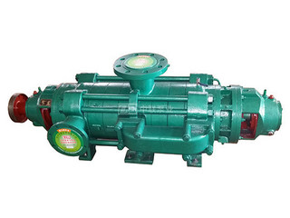 DY(P)型自均衡多级油泵