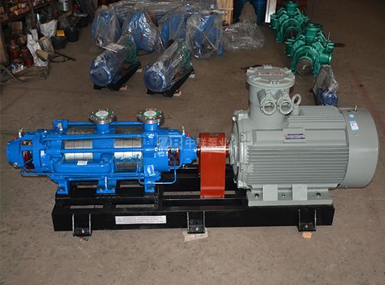 DF(P)型耐侵蚀自均衡多级泵