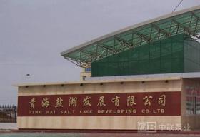 青海盐湖工业集团有限公司IH化工离心泵
