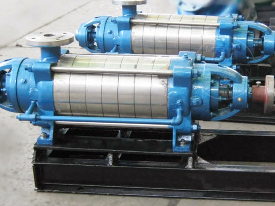 DF型不锈钢耐腐蚀多级化工泵