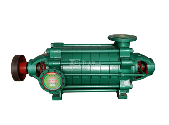 MD型礦用耐磨多級離心泵